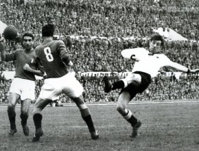 Italia-GermaniaOvest 1955
