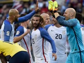 Usa-Ecuador 2-1