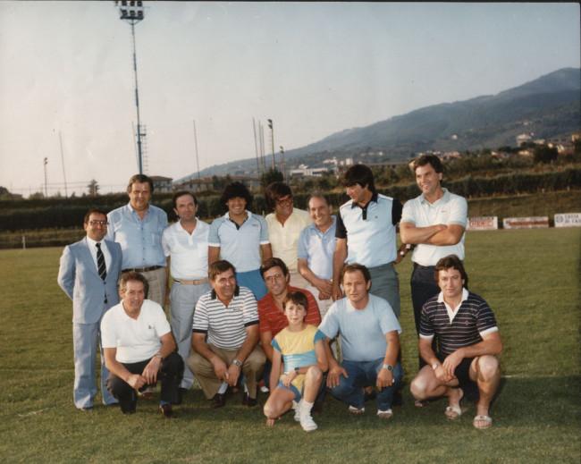 Maradona a Reggello