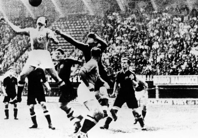 Italia-Spagna 1934